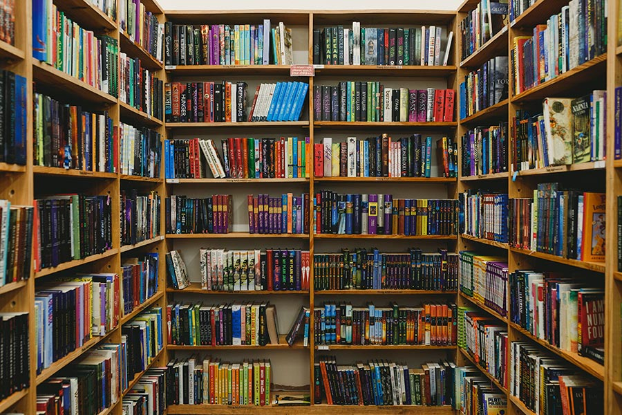 how to get your library to buy a book by Megan Schaulis