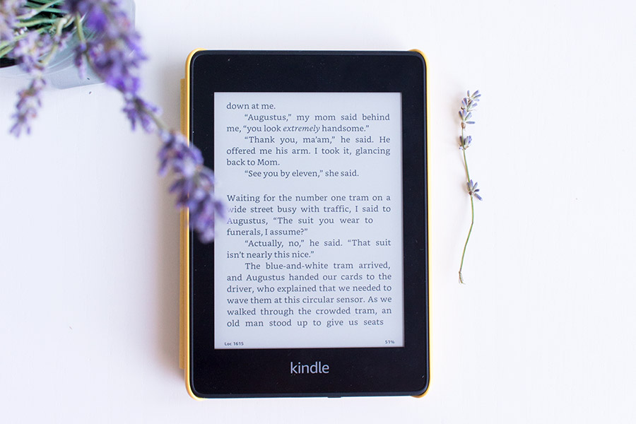 how to buy a kindle book as a gift by Megan Schaulis